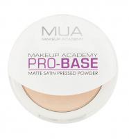 MUA - PRO-BASE - Matte Satin Pressed Powder