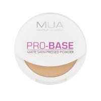 MUA - PRO-BASE - Matte Satin Pressed Powder  - TRANSLUCENT - TRANSLUCENT