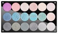 Glazel - Paleta 18 cieni do powiek - 2 (METALICZNE)