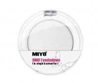 MIYO - OMG! Eyeshadows - Cień do powiek - 02 - SUGAR - 02 - SUGAR