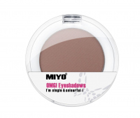 MIYO - OMG! Eyeshadows - Cień do powiek - 07 - CHOCOLATE - 07 - CHOCOLATE