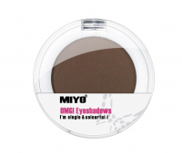 MIYO - OMG! Eyeshadows - Cień do powiek - 08 - COFFEE - 08 - COFFEE