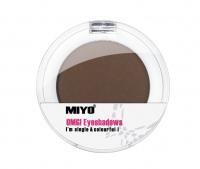 MIYO - OMG! Eyeshadows - Cień do powiek - 08 - COFFEE - 08 - COFFEE