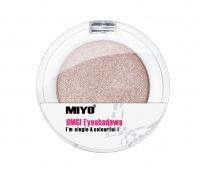 MIYO - OMG! Eyeshadows - Cień do powiek - 09 - CHAMPAGNE - 09 - CHAMPAGNE