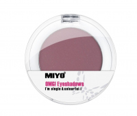 MIYO - OMG! Eyeshadows - Cień do powiek - 12 - TEMPER - 12 - TEMPER