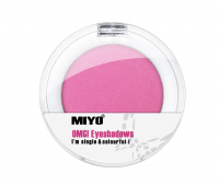 MIYO - OMG! Eyeshadows - Cień do powiek - 14 - PASSION - 14 - PASSION