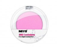 MIYO - OMG! Eyeshadows - Cień do powiek - 15 - BUBBLEGUM - 15 - BUBBLEGUM