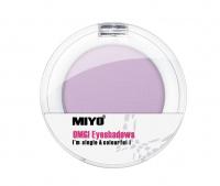 MIYO - OMG! Eyeshadows - Cień do powiek - 17 - VIOLA - 17 - VIOLA