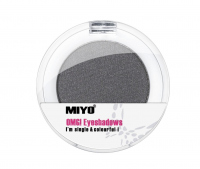 MIYO - OMG! Eyeshadows - Cień do powiek - 22 - DARK NIGHT - 22 - DARK NIGHT
