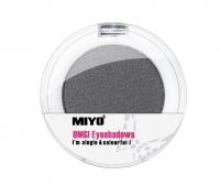 MIYO - OMG! Eyeshadows - Cień do powiek - 22 - DARK NIGHT - 22 - DARK NIGHT
