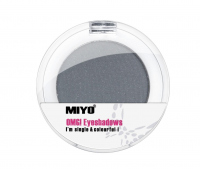 MIYO - OMG! Eyeshadows - Cień do powiek - 23 - GLOOM - 23 - GLOOM