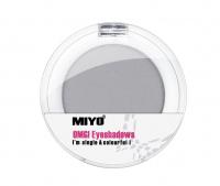 MIYO - OMG! Eyeshadows - Cień do powiek - 25 - ASH - 25 - ASH