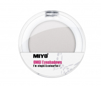 MIYO - OMG! Eyeshadows - Cień do powiek - 26 - HAZE - 26 - HAZE