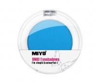 MIYO - OMG! Eyeshadows - Cień do powiek - 33 - AQUA - 33 - AQUA