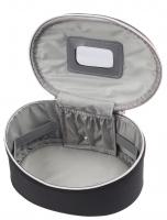 Inter-Vion - Make-up box 413569 A - SMALL (BLACK)
