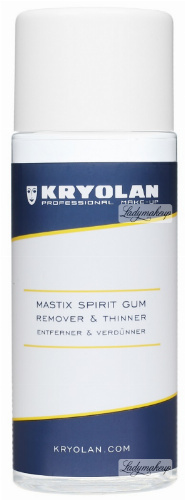 KRYOLAN - MASTIX - SPIRIT GUM - Zmywacz do kleju MASTIX 100 ml - ART. 2031