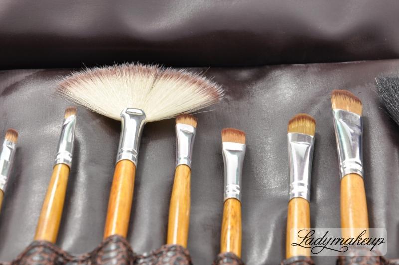 Niko Set Of 15 Makeup Brushes Shop 149 00 Zł
