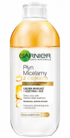 GARNIER - Two-Phase micellar water with argan oil - Long lasting and waterproof make-up