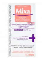 Mixa - Sensitive Skin Expert - Anti-Wrinkle and Firming Cream 45+