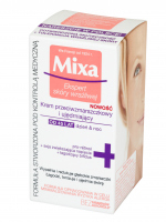 Mixa - Sensitive Skin Expert - Anti-Wrinkle and Firming Cream 45+