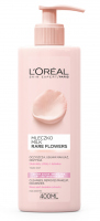L'Oréal - Rare Flowers Milk - Milk for sensitive and dry skin with rose and jasmine extracts