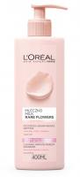 L'Oréal - Rare Flowers Milk - Mleczko do skóry suchej i wrażliwej z ekstraktem z róży i jaśminu