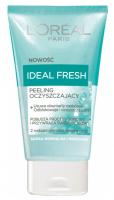 L'Oréal - IDEAL FRESH - Peeling oczyszczający - Skóra normalna i mieszana