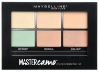 MAYBELLINE - Master Camo - Colour Correcting Concealer - Paleta korektorów