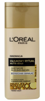 L'Oréal - NUTRI-GOLD - Olejkowy rytuał - Odżywcze mleczko-olejek