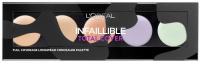 L'Oréal - INFAILLIBLE TOTAL COVER - Full Coverage Longwear Concealer Palette - Paleta 5 korektorów