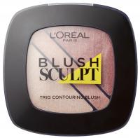 L'Oréal - BLUSH SCULPT - Trio Contouring Blush