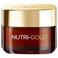 L'Oréal - NUTRI-GOLD - Nawilżająca terapia odżywcza na dzień