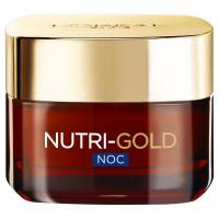 L'Oréal - NUTRI-GOLD - Nawilżająca terapia odżywcza na noc
