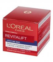 L'Oréal - REVITALIFT - Przeciwzmarszczkowy i silnie ujędrniający krem na noc