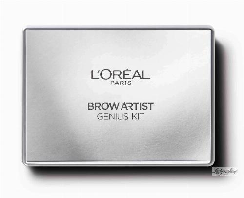 L'Oreal  - Brow Artist - Genius Kit - Zestaw do stylizacji brwi