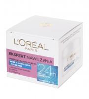 L'Oréal - EKSPERT NAWILŻENIA - Krem nawilżający na dzień - Skóra normalna i mieszana