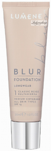 LUMENE - Longwear BLUR Foundation