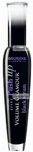 BOURJOIS - Mascara Push Up Effect - VOLUME GLAMOR - Black Serum