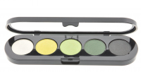 Make-Up Atelier Paris - 5 Eyeshadows palette - T08 - T08