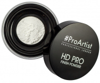 FREEDOM - HD PRO FINISH POWDER TRANSLUCENT - Transparentny sypki puder do twarzy