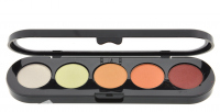 Make-Up Atelier Paris - 5 Eyeshadows palette - T06 - T06