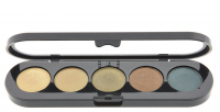 Make-Up Atelier Paris - 5 Eyeshadows palette - T18 - T18