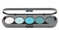 Make-Up Atelier Paris - 5 Eyeshadows palette - T11 - T11