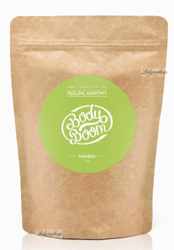 BodyBoom - Coffee peeling - MANGO