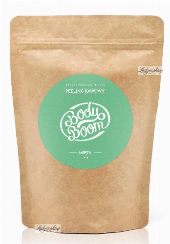 BodyBoom - Coffee peeling - MINT