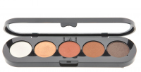 Make-Up Atelier Paris - 5 Eyeshadows palette - T15 - T15