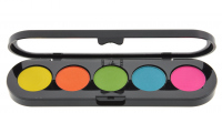 Make-Up Atelier Paris - 5 Eyeshadows palette - T23 - T23