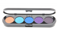 Make-Up Atelier Paris - 5 Eyeshadows palette - T21 - T21