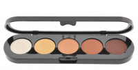 Make-Up Atelier Paris - Paleta 5 cieni - T05 - T05