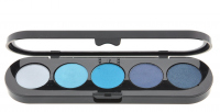 Make-Up Atelier Paris - 5 Eyeshadows palette - T07 - T07